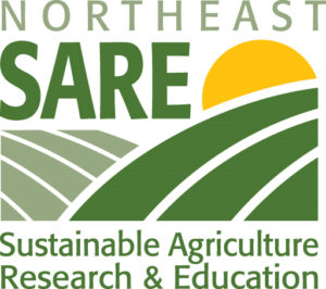 Logo for Northeast SARE (Sustainable Agriculture Research & Education