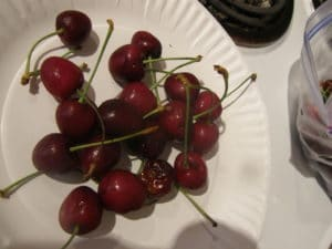 old cherries
