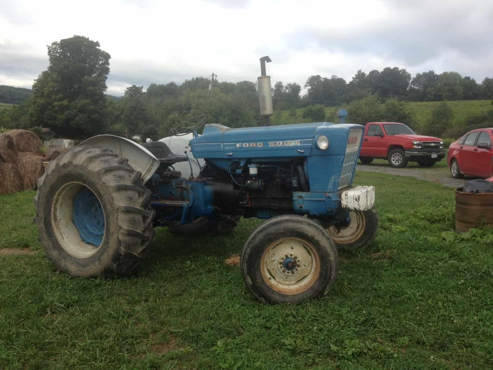 Selecting a Tractor for the Small Farm - Cornell Small Farms