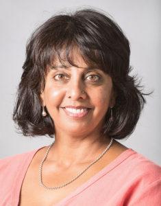 Anu Rangarajan, CSFP director