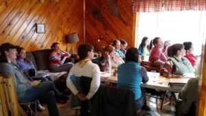 Holistic Management, Land Planning & Infrastructure class held at Mulligan Creek Acres