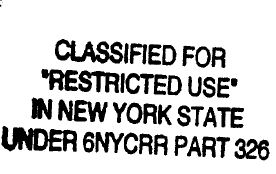 "Although the US EPA may classify a pesticide as ""general use"" and available to everyone, NYS DEC can be more restrictive and re-classify a pesticide as ""restricted use."" Restricted use pesticides can only be used by a certified applicator.  For example, Garlon 4 is general use in Pennsylvania, but is restricted use in New York."