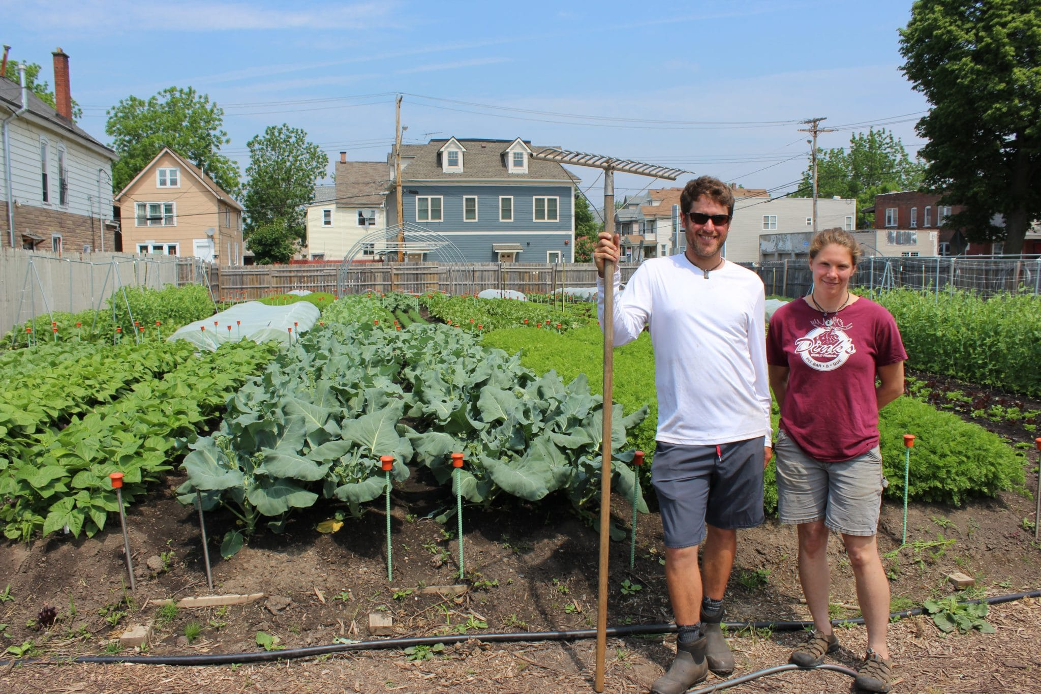 Growing Urban - a Lower West Side Story - Cornell Small Farms