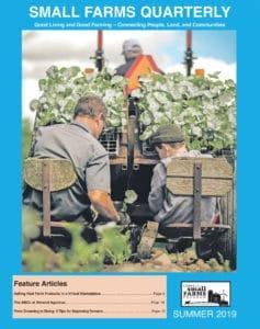 summer 2019 quarterly magazine cover