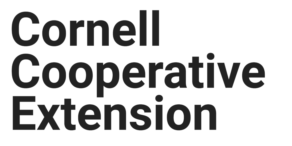cornell cooperative extension logo stacked