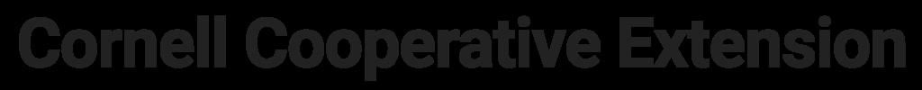 cornell cooperative extension logo