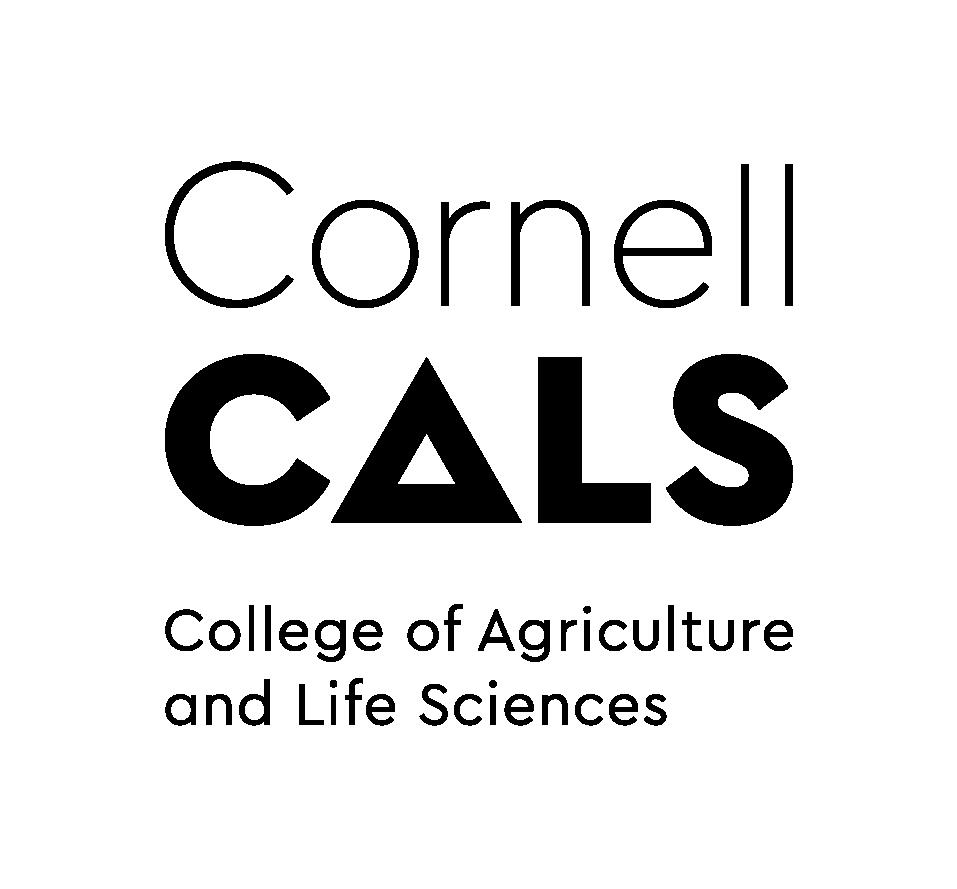 Cornell CALS Logo Vertical