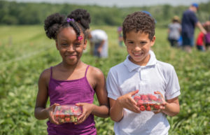 farm to school program kids
