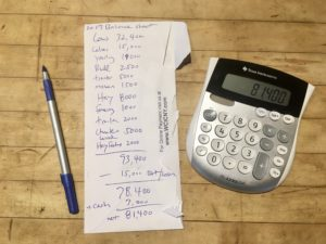 balance sheet don't need sophisticated tools SFQ