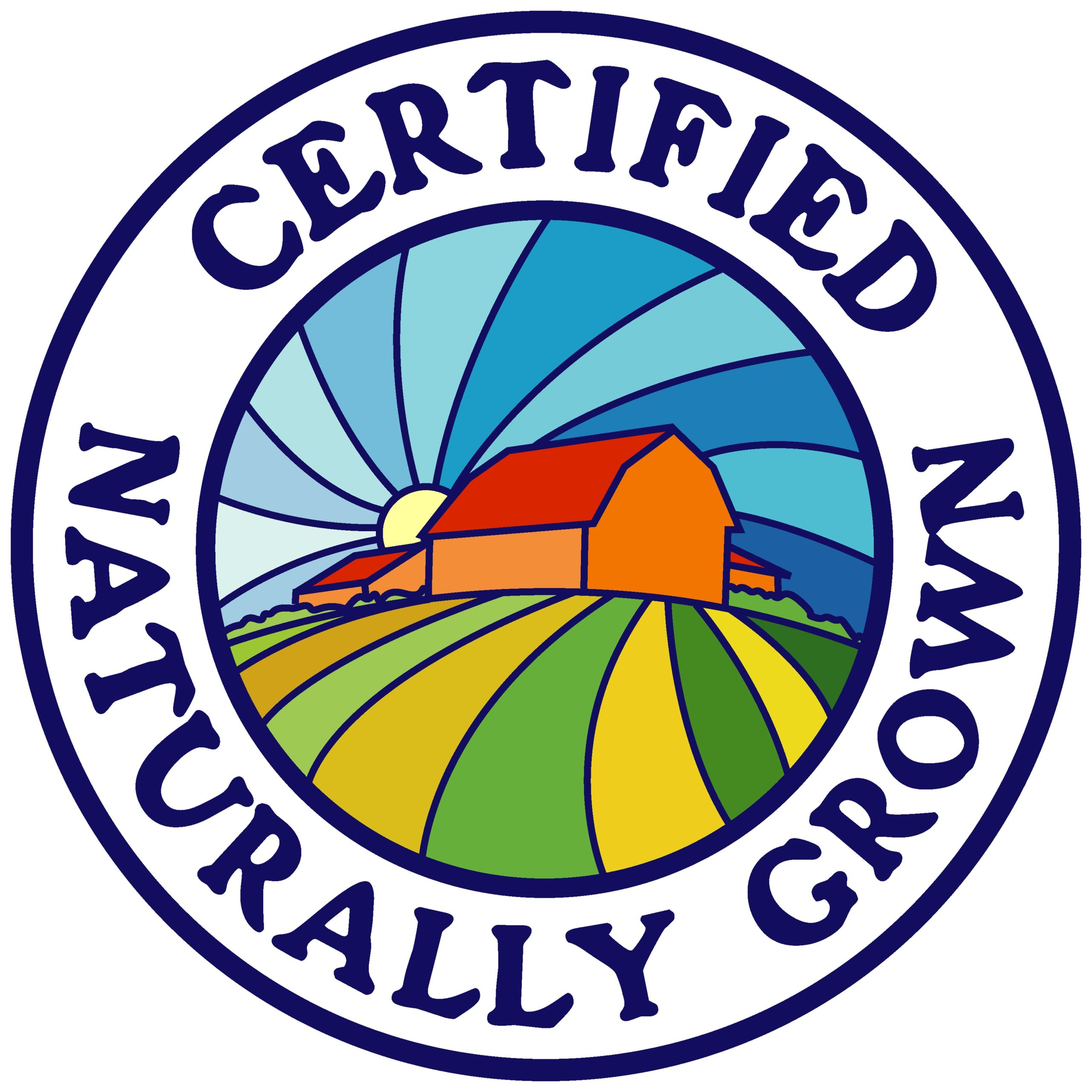 Certified Naturally Grown Certification