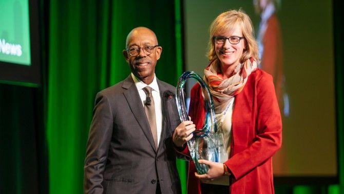 Farmworker Award Michael Drake